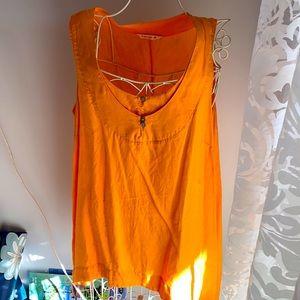 TS14PLUS linen tunic size 20